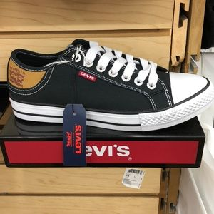 Levis Stan Buck Shoes Black